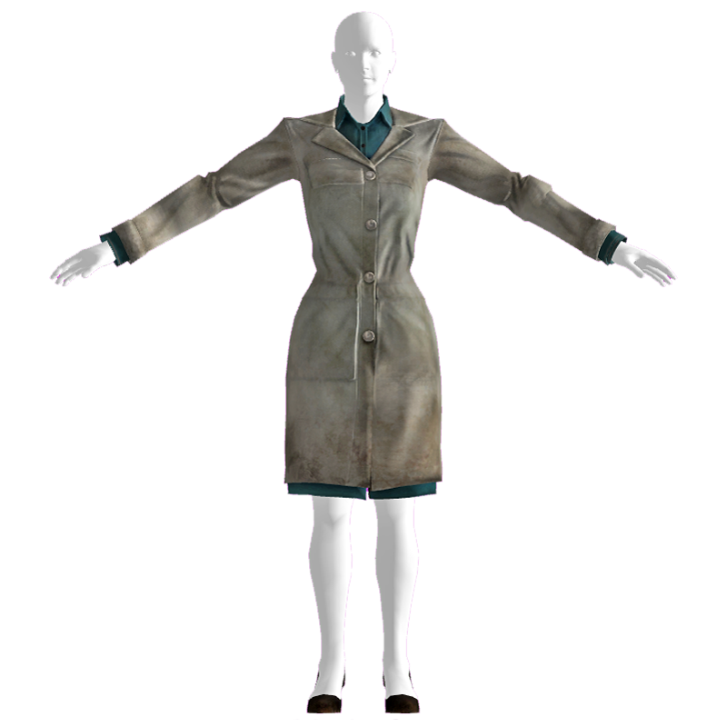 Doctor Li outfit