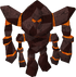 Obsidian golem