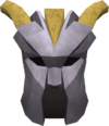 Fractite full helm detail