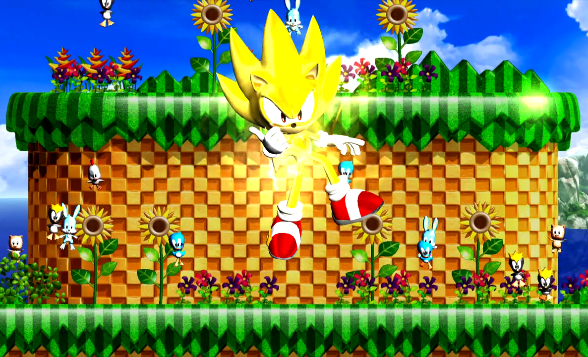 Sonic the hedgehog 4 episode 1 xbox 360 review you go - Super sonic 6 ...