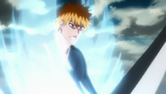 Ichigo Prepares To Attack Amagai