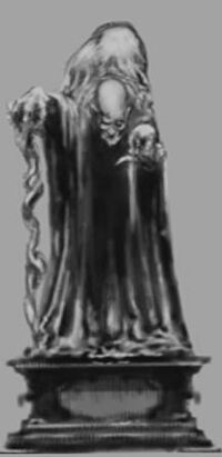 Gunhilda&#39;s Statue