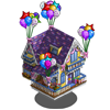Balloon House-icon