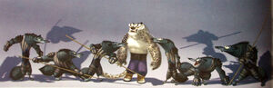 Tai Lung's Wolves