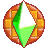 The Sims 2 Family Fun Stuff Icon