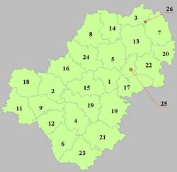 Административно-территориальное деление Калужской области регулируется общими принципами...