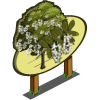 Black Locust Tree Mastery Sign-icon