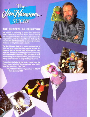 Jim henson show promo slick 3