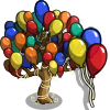 Balloon Tree-icon