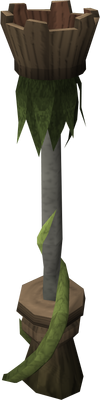Haunted torch