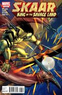 Skaar King of the Savage Land Vol 1 4