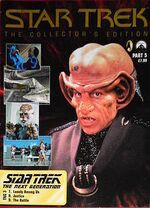 The Collectors Edition issue 5 cover