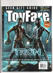 Tron Magazine 001
