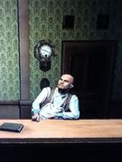 Rdr elmer purdy in hotel