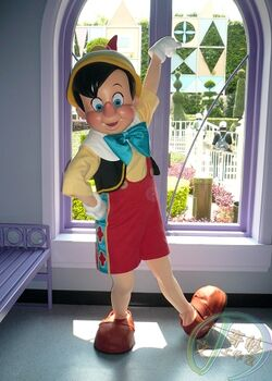 Pinocchio HKDL