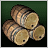 Wine barrel of diversion