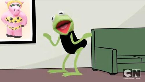 Kermit the frog angry - photo#23