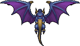Sprite Bahamut PSP