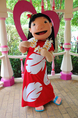 Lilo HKDL