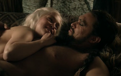 Daenerys &amp; Drogo 1x03