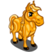 Golden Mini Stallion-icon