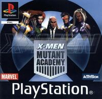 X Men Mutant Academy
