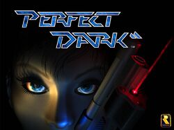 Perfect dark wallpaper