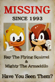 Mighty of the chaotix? 193px-MightyRayHiRes