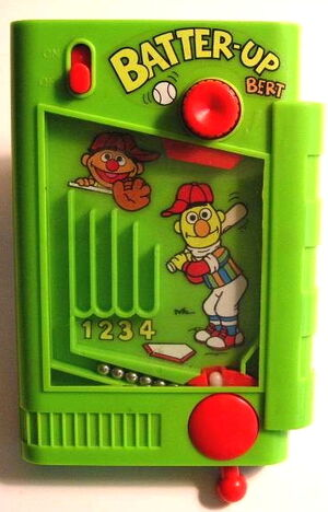 Batter-up bert 1