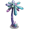 Crystal Palm Tree-icon