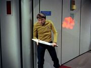 Chekov will Rache
