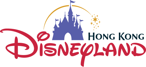 Hong Kong Disneyland Logo svg