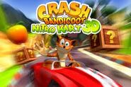 Crash bandicoot 23