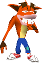 Fake crash 6