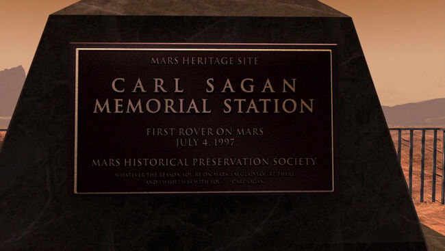Carl Sagan Memorial Station