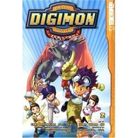 Digimon Adventure 02 (Yuen Wong Yu) Volume 2