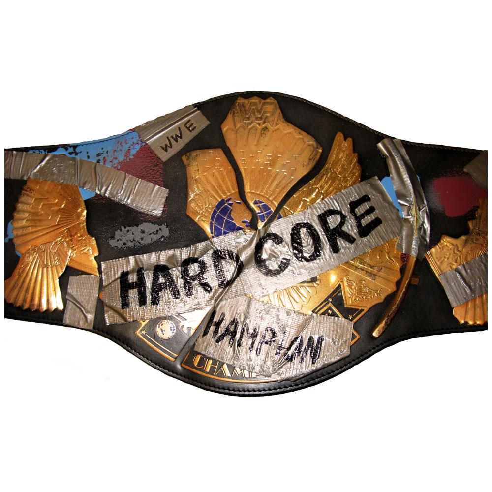 Wwf Hardcore Title 8