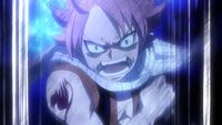 Natsu ready to die