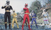 Copy Sentai Copyranger