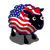 American Flag Ewe-icon