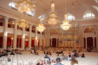 Saint Petersburg Philharmonia - Bolshoi Zal