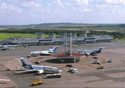 Pulkovo airport