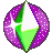 The Sims 2 Glamour Life Stuff Icon