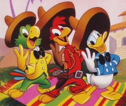 Tres Caballeros