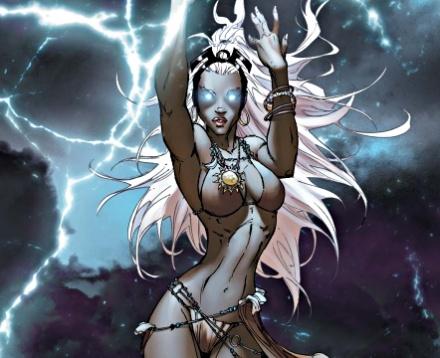 Storm  Marvel