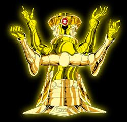 + Aspros,el poder de la Justicia.  Cloth-Geminis