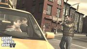TAXISTA DE GTA IV