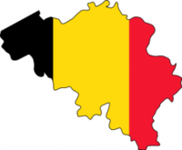 Flag-and-map-of-belgium-300x247
