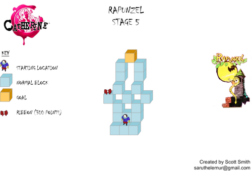 Map 5 Rapunzel