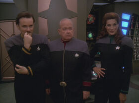 Mutants (starfleet uniforms)